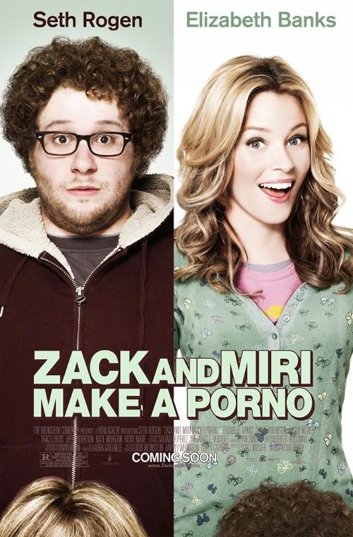 Banned Zack and Miri Make a Porno Poster