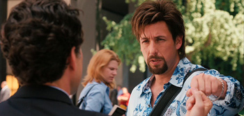 Adam Sandler's You Don't Mess with the Zohan Trailer
