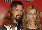 Rob Zombie and Sheri Moon Zombie