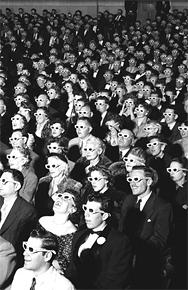 3-D Audience