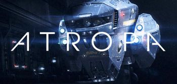 Watch Mysterious Space Detective Short Film Atropa By