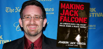 Peter Buchman and Making Jack Falcone