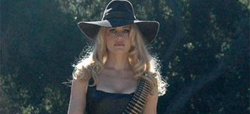 First Look: Carla Gugino as Pornstar Elektra Luxx