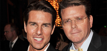 Tom Cruise and Christopher McQuarrie