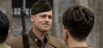 Two New Official Photos from Tarantino's Inglourious Basterds