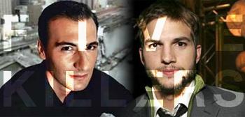 Ashton Kutcher Recruited to Robert Luketic's Five Killers