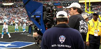 NFL in 3-D Camera