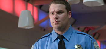 First Look: Seth Rogen and Anna Faris in Observe and Report