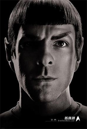 Spock Star Trek Poster