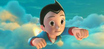 Astro Boy Teaser Trailer