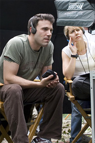 Ben Affleck Directing