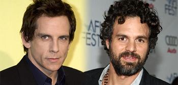 Ben Stiller Replacing Mark Ruffalo in Noah Baumbach's Greenburg