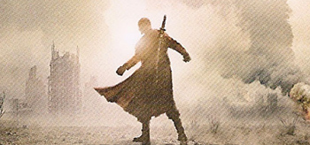 First Look: Hughes Brother's The Book of Eli Poster
