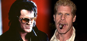 Ron Perlman Taking Over as Elvis in Bubba Nosferatu