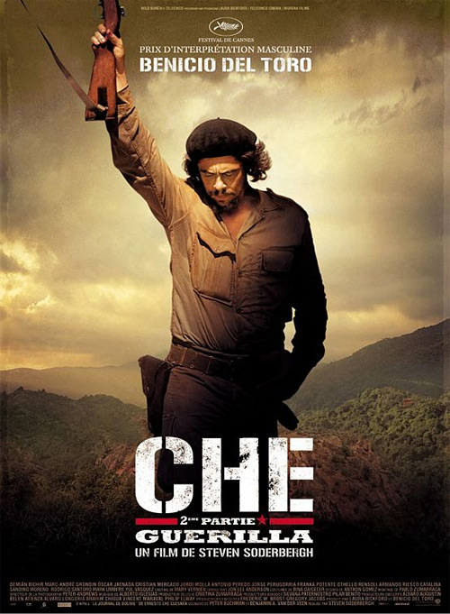 Guerrilla French Poster
