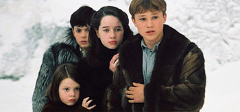 The Chronicles of Narnia Cast