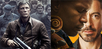 Paramount Delays The Soloist and Defiance Until 2009