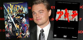 Leonardo DiCaprio - Ninja Scroll - Akira