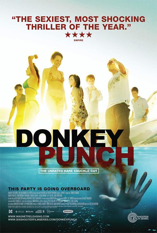 Donkey Punch Poster