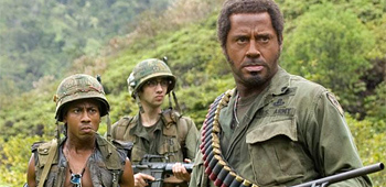 Robert Downey Jr. for Best Supporting Actor in Tropic Thunder!