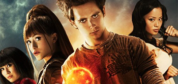 Four New Dragonball Evolution Posters