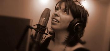 Female Microphone