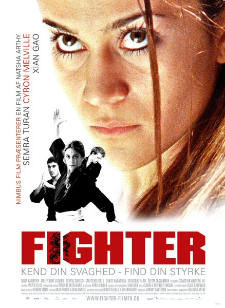 Fighter Poster