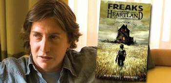 David Gordon Green Helming Freaks of the Heartland Adaptation