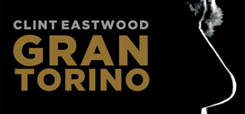 Great Silhouette Poster for Clint Eastwood's Gran Torino