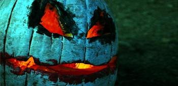 Halloween Joker Pumpkin