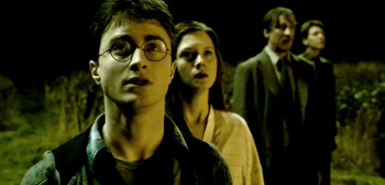 Harry Potter and the Half-Blood Prince International Trailer