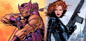 Hawkeye and Black Widow