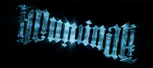 Illuminati ambigram