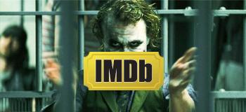 IMDb's MOVIEmeter Top 25 Films of 2008