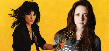 Kristen Stewart to Play Joan Jett in Runaways Biopic