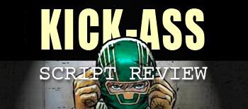 Script Review: Matthew Vaughn's Kick-Ass Adaptation