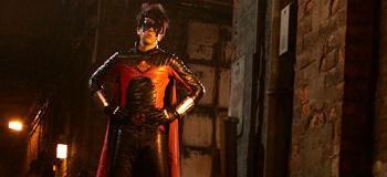 First Look: Christopher Mintz-Plasse as Red Mist in Kick-Ass