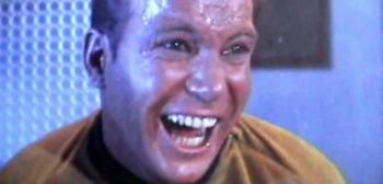 Captain Kirk's Response to the Star Trek Trailer