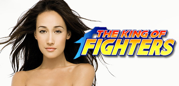 Maggie Q Starring in Live-Action King of Fighters Movie