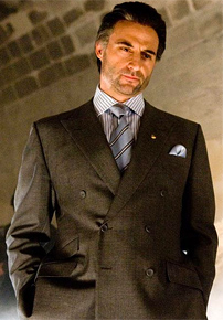 Mark Strong in Body of Lies