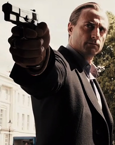 Mark Strong in RocknRolla