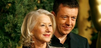 Helen Mirren and Peter Morgan
