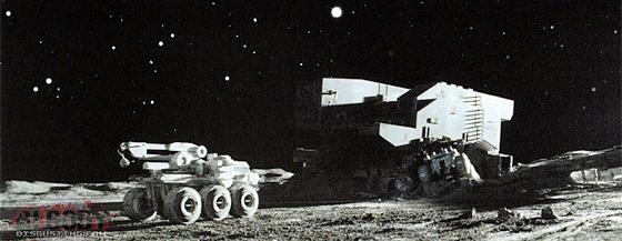Sam Rockwell in Moon