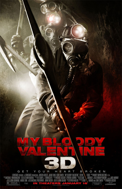 Lionsgate is debuting My Bloody Valentine