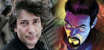 Neil Gaiman / Dr. Strange