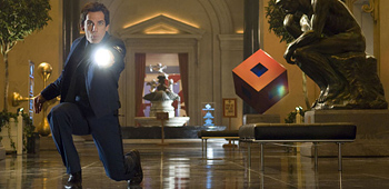 New Batch of Photos from Ben Stiller's Night at the Museum 2