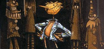 Gris Grimly's Pinocchio