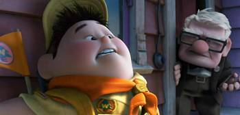 Must Watch: Short Clip from Pixar's Up!