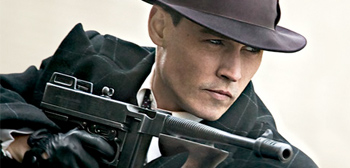 First Look: Christian Bale and Johnny Depp in Public Enemies