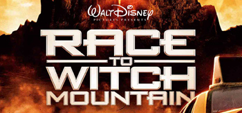 Check This Out: Disney's Race to Witch Mountain Poster